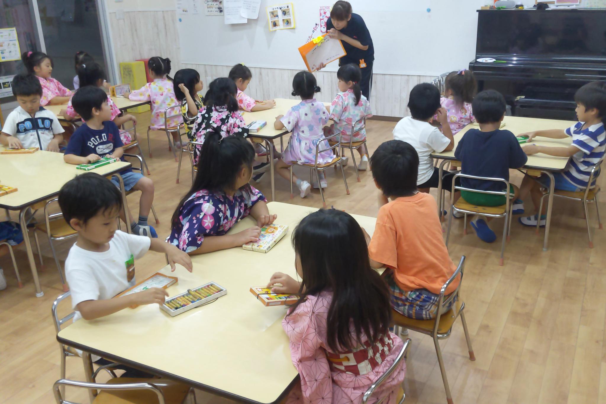 おおとり幼稚園 夜まつり6